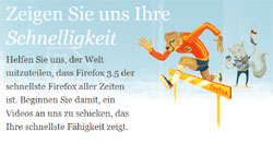 Fastest Firefox