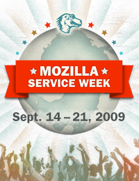 Mozilla Service Woche