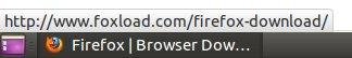 Firefox 4: Linkziel als Mini-Statusleiste