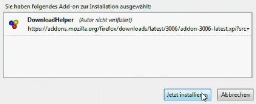 Youtube Downloader: Installation