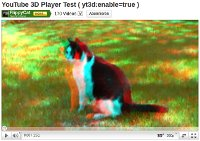 3D-Video auf Youtube