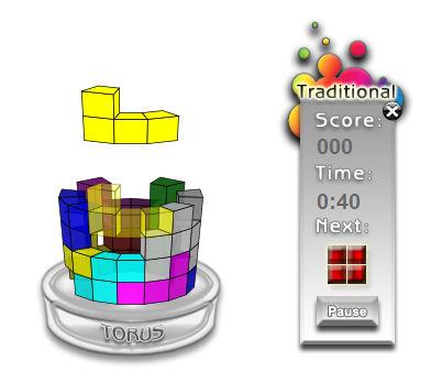 Screenshot von Torus