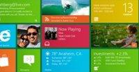 Metro-Oberfläche von Windows 8