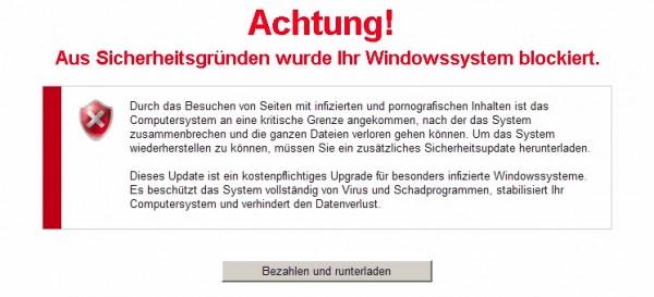 Ransomware: Digitale Erpressung